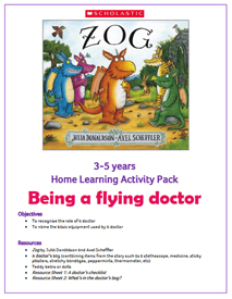 Being A Flying Doctor Activity