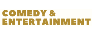 Comedy And Ents Header