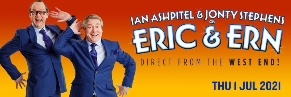 Eric And Ern Web Banner